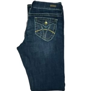 Kut from the Kloth Natalie High Rise Boot Cut L